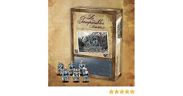 Ludonova Los Inseparables Edición Armisticio: Amazon.es: Juguetes ...