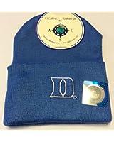 NCAA Duke Blue Devils Newborn Knit Beanie - Duke Blue