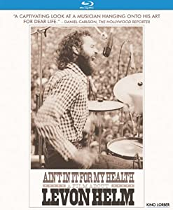 Cover Image for 'Ain't In It For My Health: A Film About Levon Helm'