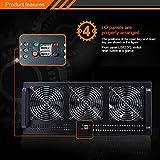 MY99 USHOMI ETH Mining Rig Frame 6 GPU/8 GPU Frame