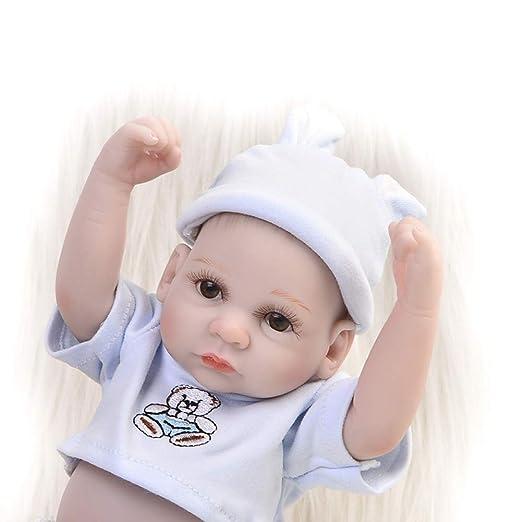 Amazon.com: ZZYB Reborn Baby Dolls Full Body Silicone 11 ...