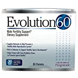 Evolution60 Male Fertility And Reproductive Supplement – 60 Support Packets For Sale