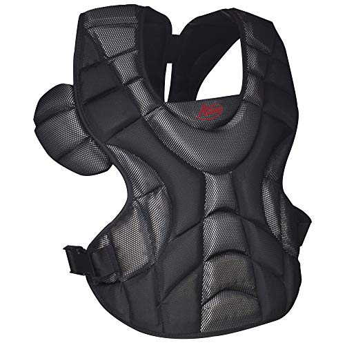 Adams USA Scorpion Lightweight Umpire Chest Protector Black, 14″