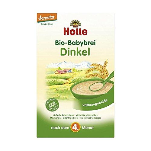 Holle Bio Babybrei Dinkel, 6er Pack (6 x 250g)