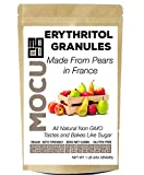Erythritol Granules   Made From Non GMO Pears In