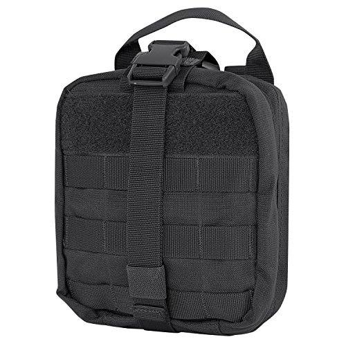 Condor Rip-Away EMT Pouch (Black)