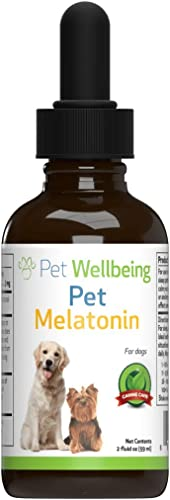 Pet Wellbeing Melatonin Dog Supplement