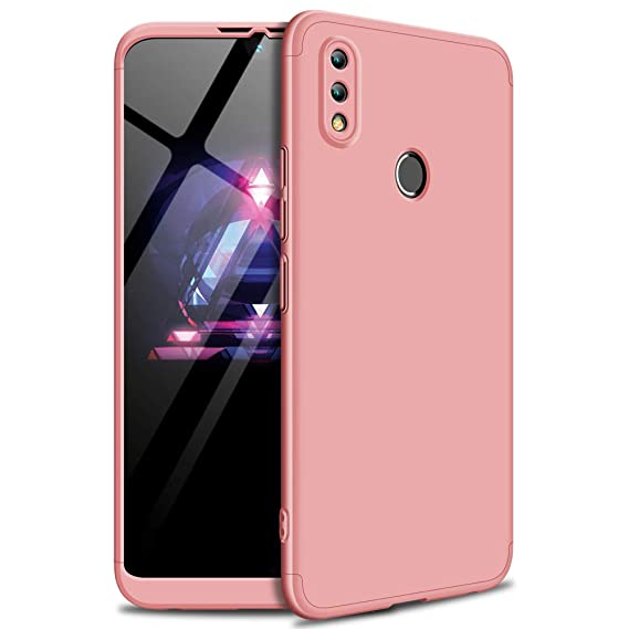 in vendita 5b06b 131fb MYLB-US Huawei P Smart 2019 / Huawei Honor 10 Lite Case,Ultra-Thin 360  Degree Body Protection [3 in 1] Detachable PC Hard case, Suitable for  Huawei P ...