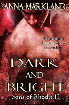 Dark and Bright (Sons of Rhodri series Book 2) by [Markland, Anna]
