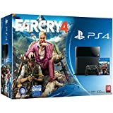 PlayStation 4 - Consola, Color Negro + Far Cry 4