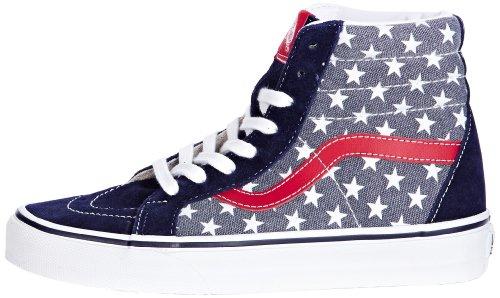 Adulto Adulto Stars hi Sk8 Unisex Unisex Stripes Vans Van Alti And Doren Sneakers X4wq8