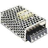 LED Alimentation 25W 5V 5A ; MeanWell, RS-25-5