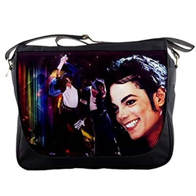 Adorable Michael Jackson Shoulder Messenger Bag