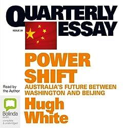 Quarterly Essay 39: Power Shift