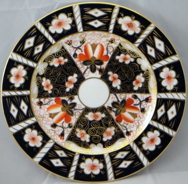 Royal Crown Derby Imari - Royal Crown Derby Traditional Imari Dinner Plate