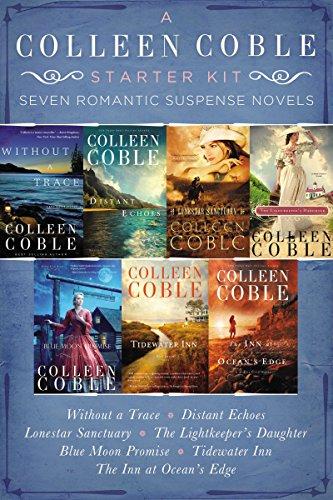 A Colleen Coble Starter Kit: Seven Romantic Suspense Novels