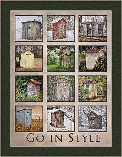 Lori Deiter Outhouse Collage