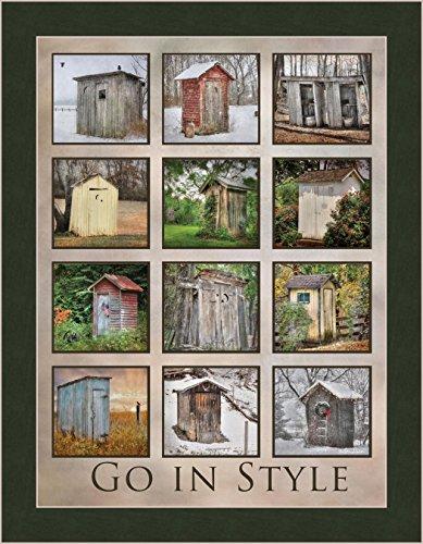 Lori Deiter Outhouse Collage