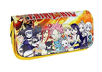 Fairy Tail Anime - Estuche para lápices: Amazon.es: Oficina ...