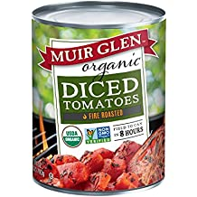 Muir Glen Organic Diced Fire Roasted Tomatoes (28 oz)