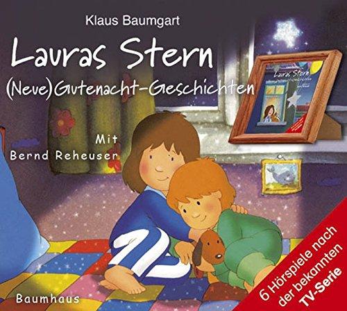Lauras Stern - (Neue) Gutenacht-Geschichten: Tonspur der TV-Serie, Folge 1+2.