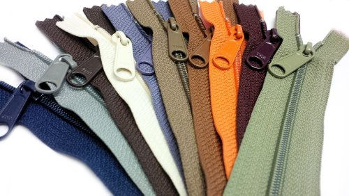 "ZipperStop Wholesale Authorized Distributor YKK® Sale 7"" Ha"