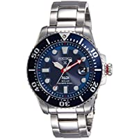 Seiko Prospex Solar Diver PADI-Edition Stainless Steel Bracelet Men's Watch + $40 Kohls Cash