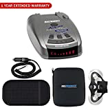 Beltronics RX65 Red Professional Series Radar/Laser Detector with Car Mat Bundle + 1 Year Extended Warranty Review