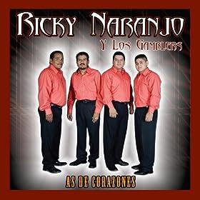 Amazon.com: As De Corazones: Ricky Naranjo Y Los Gamblers: MP3