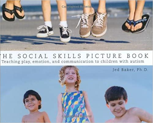 social skills stories pictures autism teaching strategies