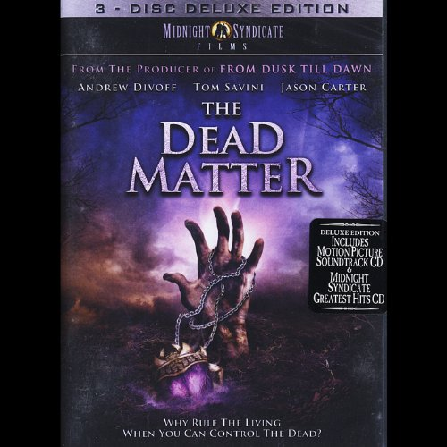 The Dead Matter: 3-Disc Deluxe Edition -