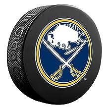 Buffalo Sabres Basic Logo Souvenir Hockey Puck
