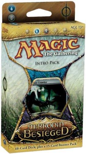 Magic the Gathering - MTG: Mirrodin Besieged Intro Pack ...