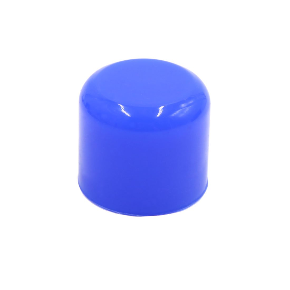 Uxcell a18011500ux0143 32mm 1.25' Silicone Blanking Cap Intake Vacuum Hose Tube End Bung Blue Unknown