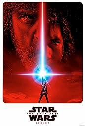 Star Wars The Last Jedi Movie Teaser Poster 24x36 inches (2017) Celebration