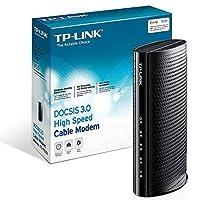 Deals on TP-LINK TC-7620 16x4 680 Mbps DOCSIS 3.0 Cable Modem