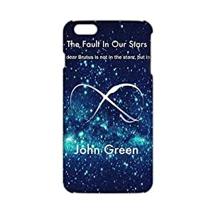 KJHI The Fault in Our Stars 3D Phone Case for iPhone 6 Plus WANGJING JINDA