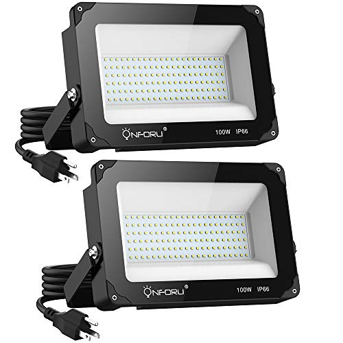 100W Led Flood Light Housing in US - 9