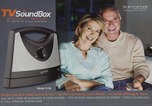 Serene Innovations TV-SB Wireless