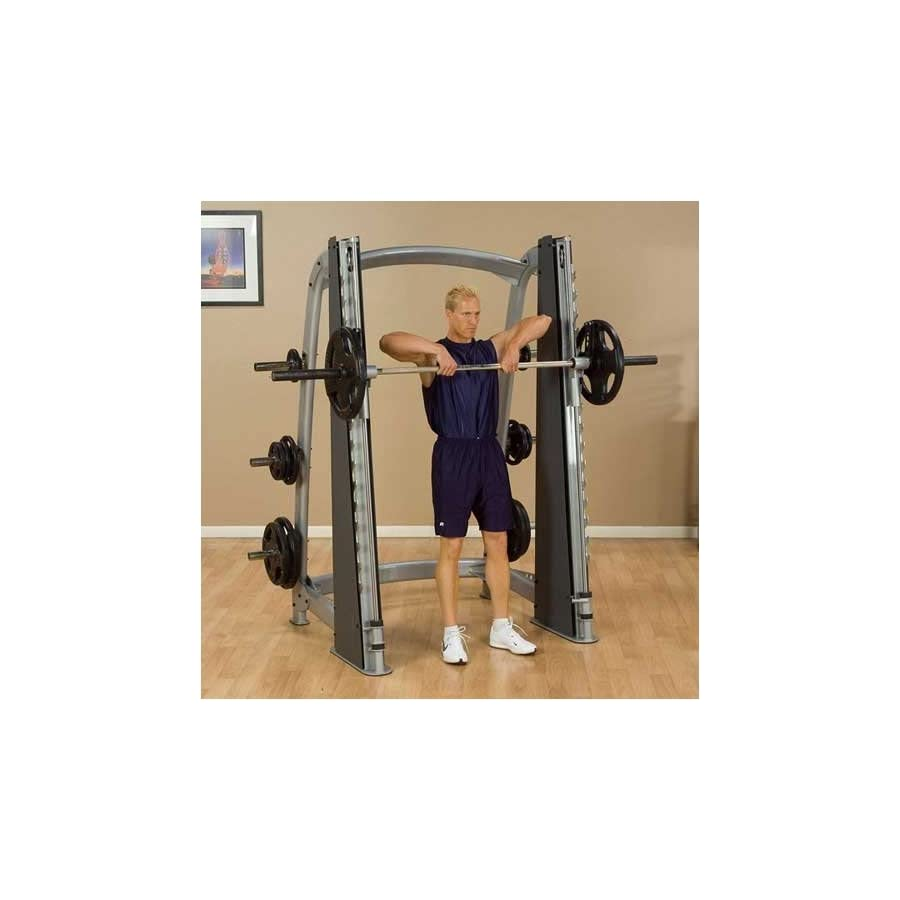 Body Solid Pro Club Line Counterbalanced Smith Machine