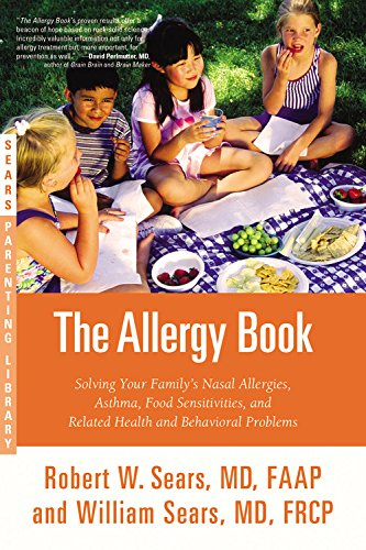 The Allergy Book: Solving Your Family