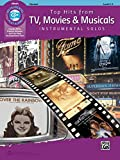Top Hits from TV, Movies & Musicals Instrumental Solos: Clarinet, Book & CD (Top Hits Instrumental Solos Series)