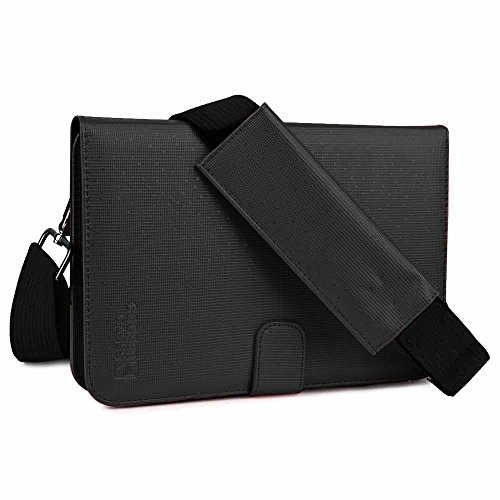Apple iPad Mini / 2 / 3 / 4 case, COOPER MAGIC CARRY II PRO Shoulder Strap Travel Rugged Shock Proof Universal Tablet Cover Folio w. Handle & Stand for 7'', 8'' tablet (Universal Mini Cooper)