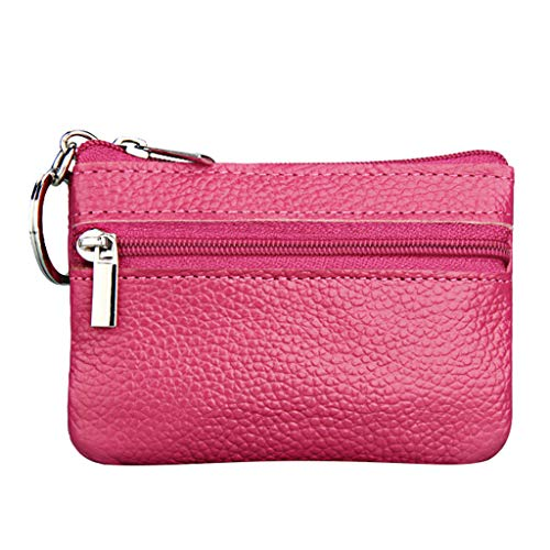 Pengy Women's Pures Leather Roomy Pockets Series Small Crossbody Bags Cell Phone Purse Wallet For - Dog Wallet Hermes On
