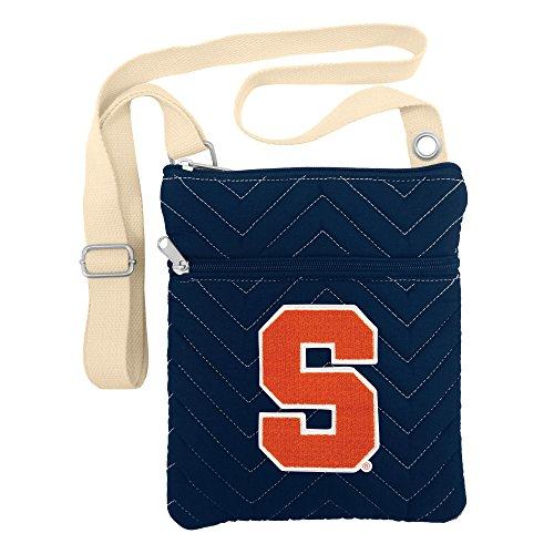 NCAA Syracuse Orange Chev-Stitch Cross - Syracuse Shopping