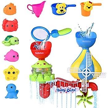 Amazon Com Yookidoo Baby Bath Toy Flow N Fill Spout 3