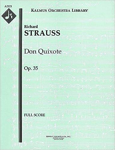 ##ONLINE## Don Quixote, Op.35: Full Score [A2121]. enter Miembro anant primary Hagen