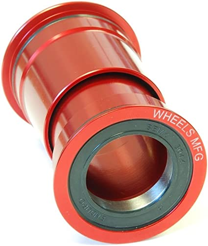 FSA Press Fit PF30 Bottom Bracket for 30mm axle cranks Without Steel Bearing