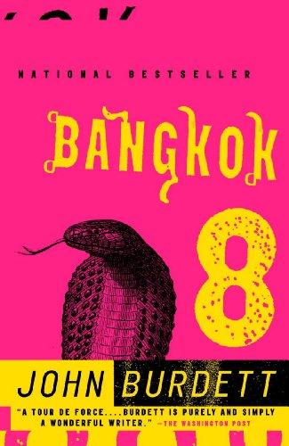 Bangkok 8 A Royal Thai Detective Novel 1 Sonchai Jitpleecheep