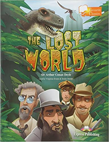 Book The Lost World Reader